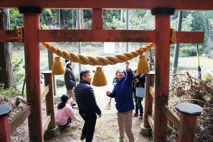しもやま里山ホームステイ ~心地よい場をみつける体験~
