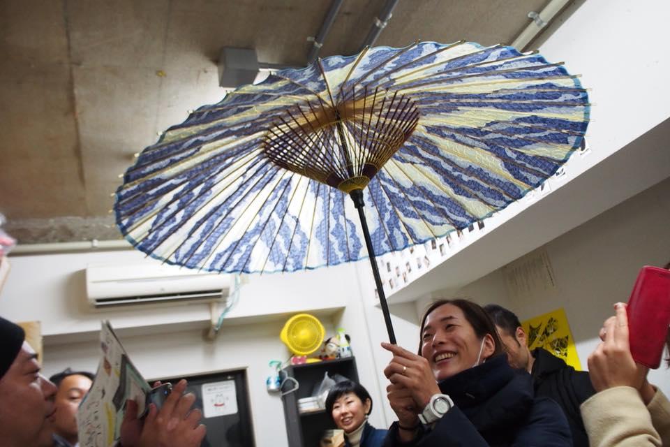 長良川の手仕事 和傘ナイト