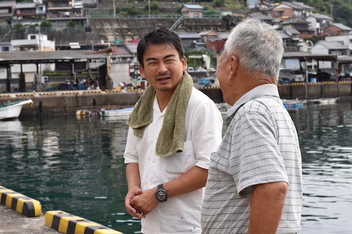 尾鷲で漁業をはじめナイト【しごとバー@名古屋】