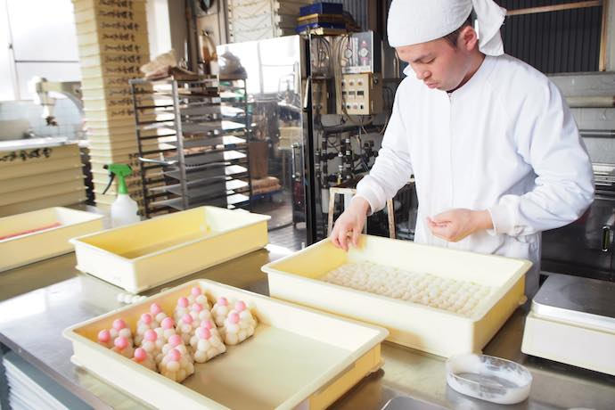 美濃加茂 和菓子職人ナイト