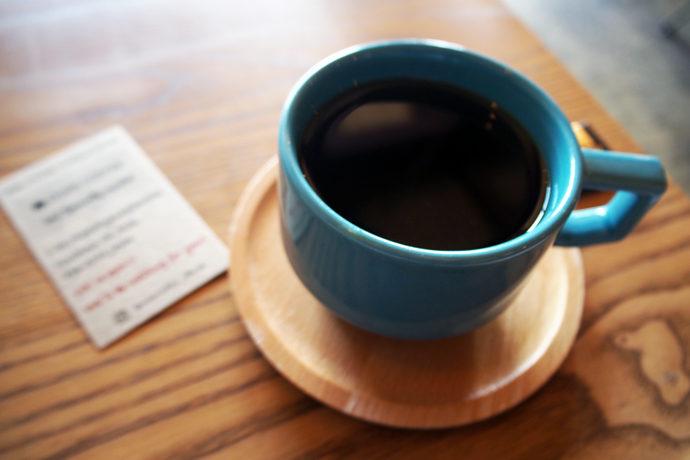 オーバーコーヒー