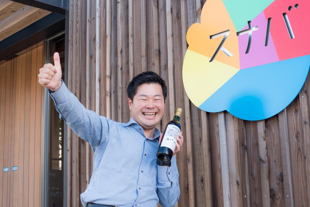 日本ワインが好き。「塩尻」と「名古屋」の2拠点ではたらくナイト