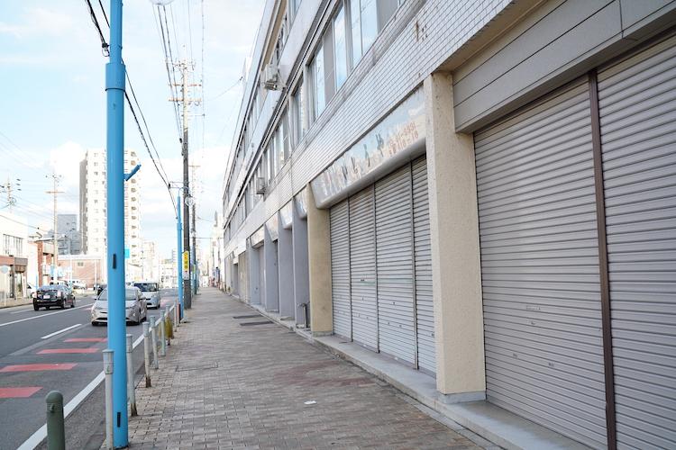 鳥居松広小路商店街